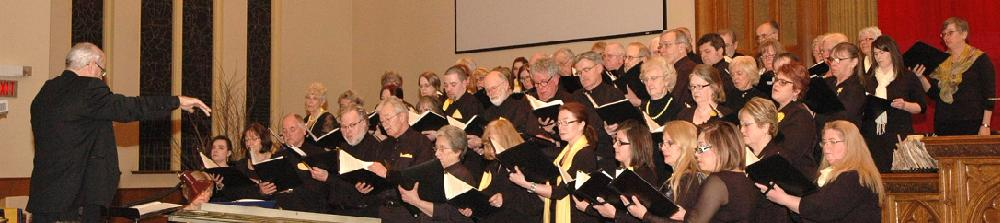 Orillia Vocal Ensemble